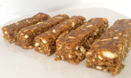 Peanut Butter Date Bars