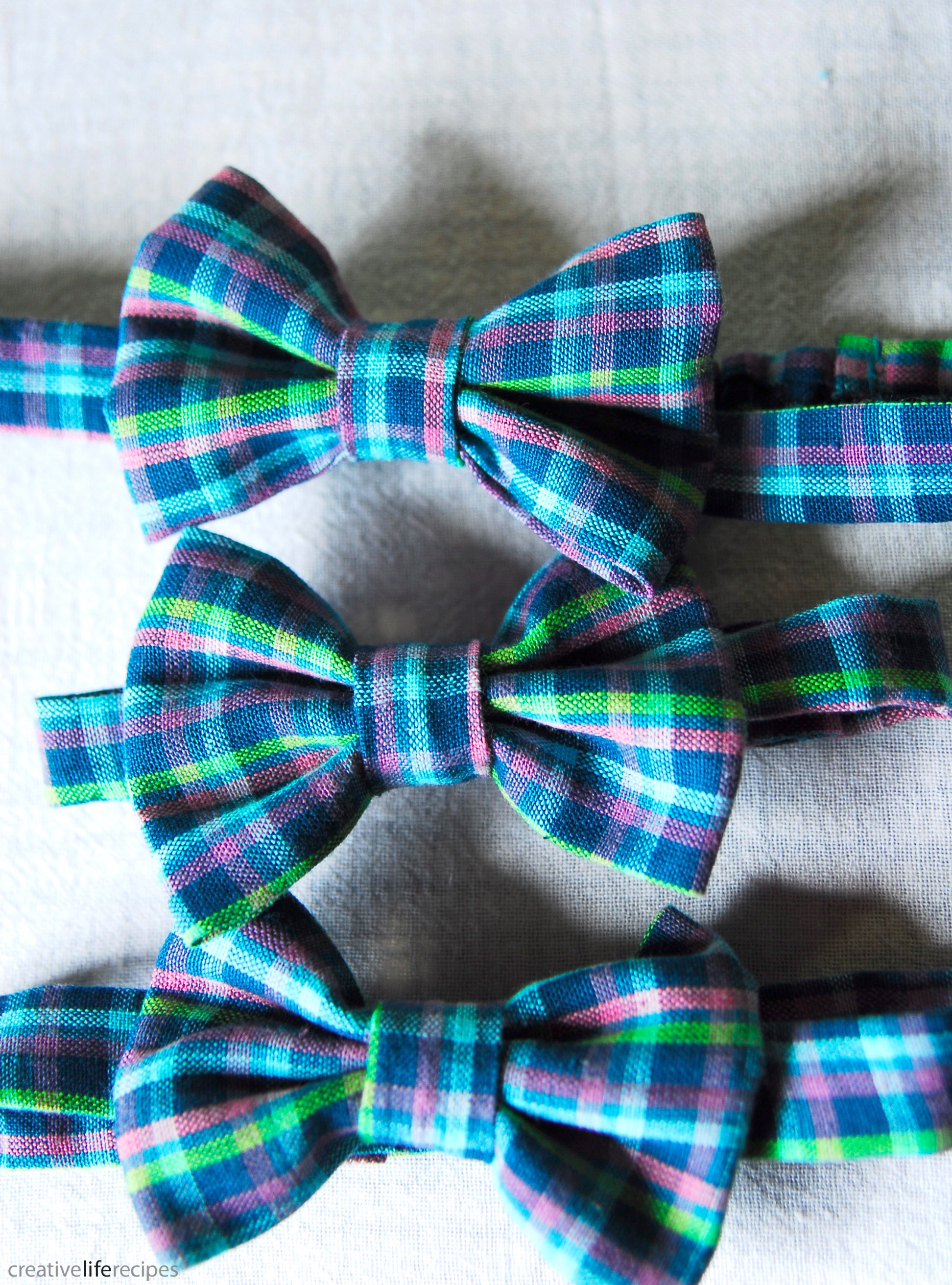 44a0e39087d2 Sew a Bow Tie or Bow Tie Headband for Your Toddler