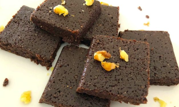Cocoa Brownie Squares